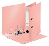 Biblioraft No1 Power, PP/PP, A4, 50 mm, culoarea piersicii, Esselte