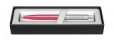 Pix Sentinel Pink & Brush Chrome NT Sheaffer