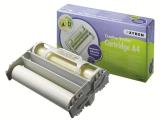 Cartus folie laminare + adeziv permanent A4 7.5m Xyron