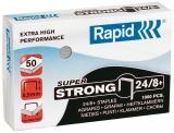 Capse Super Strong 1000 bucati/cutie 24/8 Rapid