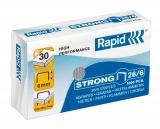 Capse strong 26/6 1000 bucati/cutie Rapid