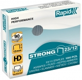 Capse strong 23/12 1000 bucati/cutie Rapid