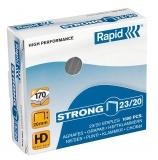 Capse strong 23/20 1000 bucati/cutie Rapid