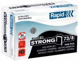 Capse 5000/set SuperStrong 73/8 Rapid