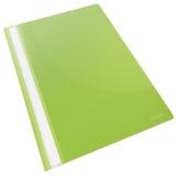 Dosar plastic verde 25/set Vivida Esselte
