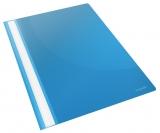 Dosar plastic albastru 25/set Vivida Esselte