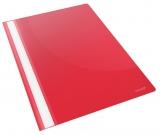 Dosar A4 cu sina Standard, rosu, 5 buc/set Esselte