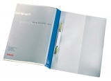 Dosar plastic A4 cu sina Panorama Esselte albastru