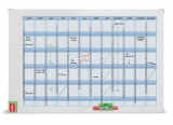 Organizator Performance saptamanal magnetic 90 x 60 cm Nobo