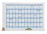 Organizator Performance anual magnetic 90 x 60 cm Nobo