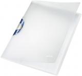 Dosar plastic A4 cu clip 40 coli ColorClip Professional Leitz albastru-inchis