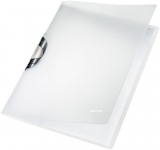 Dosar plastic A4 cu clip 40 coli ColorClip Professional Leitz negru