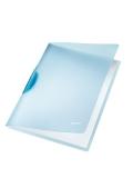 Dosar plastic A4 cu clip Color Clip Rainbow Leitz albastru deschis