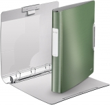 Caiet mecanic Active SoftClick Style, A4, polyfoam, mecanism 4DR, inel 30mm, fistic, Leitz