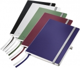 Caiet A5 de birou dictando coperta flexibila Style Leitz