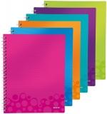 Caiet A4 de birou matematica 80 file Get Organized WOW Leitz