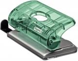 Mini-perforator platic Colour Ice FC5, 10 coli, Rapid verde