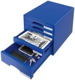 Cabinet cu 5 sertare A4 Maxi Leitz Plus