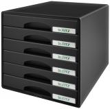 Cabinet cu 6 sertare A4 Maxi Leitz Plus