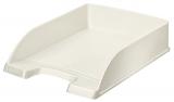 Tavita pentru documente WOW Leitz alb metalizat