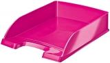 Tavita pentru documente WOW Leitz roz metalizat