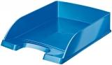 Tavita pentru documente WOW Leitz albastru metalizat