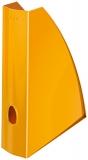 Suport vertical pentru documente WOW Leitz portocaliu metalizat