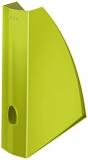 Suport vertical pentru documente WOW Leitz verde metalizat