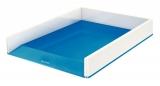 Tavita documente culori duale WOW Leitz albastru metalizat