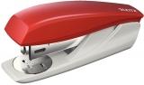 Capsator plastic, 5501 NeXXt Series, 25 coli, rosu, Leitz