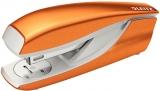 Capsator metalic de birou NeXXt Series WOW 30 coli Leitz portocaliu metalizat