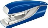 Capsator metalic, 5505 NeXXt Series, 30 coli, capsare plata, albastru, Leitz