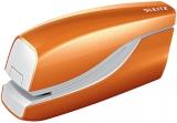 Capsator electric 10 coli NeXXt Series WOW Leitz portocaliu metalizat