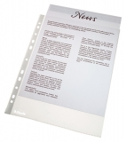 Folii de protectie A4 standard 100/set 43 microni Esselte