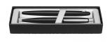 Set stilou si pix VFM Neon negru mat NT Sheaffer
