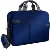 Geanta Complete pentru laptop 15.6 Smart Traveller albastru-violet Leitz