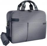 Geanta Complete pentru laptop 15.6 Smart Traveller gri-argintiu Leitz