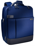 "Rucsac Smart Traveller albastru-violet 15.6"" Leitz"