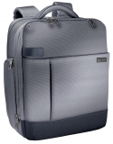 Rucsac Smart Traveller gri-argintiu Leitz