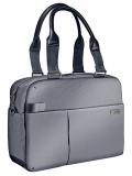 Geanta Complete Shopper Smart Traveller gri-argintiu Leitz