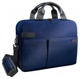 Geanta Complete Smart Traveller albastru-violet Leitz