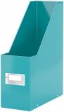 Suport vertical pentru documente Click&Store WOW Leitz turcoaz metalizat