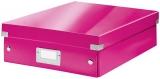 Cutie Click&Store WOW, A4, Organizer, roz, Leitz