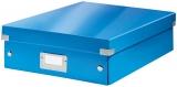 Cutie Click&Store WOW, A4, Organizer, albastru, Leitz