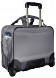 Geanta Complete cu 2 rotile Smart Traveller gri-argintiu Leitz