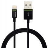 Cablu de date USB 1 m Complete Lightning Leitz
