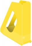 Suport vertical A4 pentru documente Europost Esselte VIVIDA galben
