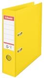 Biblioraft No1 Power, PP/PP, A4, 75 mm, VIVIDA galben, Esselte