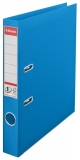 Biblioraft A4 50 mm Esselte No.1 VIVIDA Power albastru