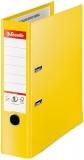 Biblioraft Jumbo Plus 80 mm No.1 Power VIVIDA galben Esselte